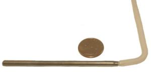 Temperatursensor und -fühler für Widerstandsthermometer zur Messung von Säure – Probes Unlimited, Inc.